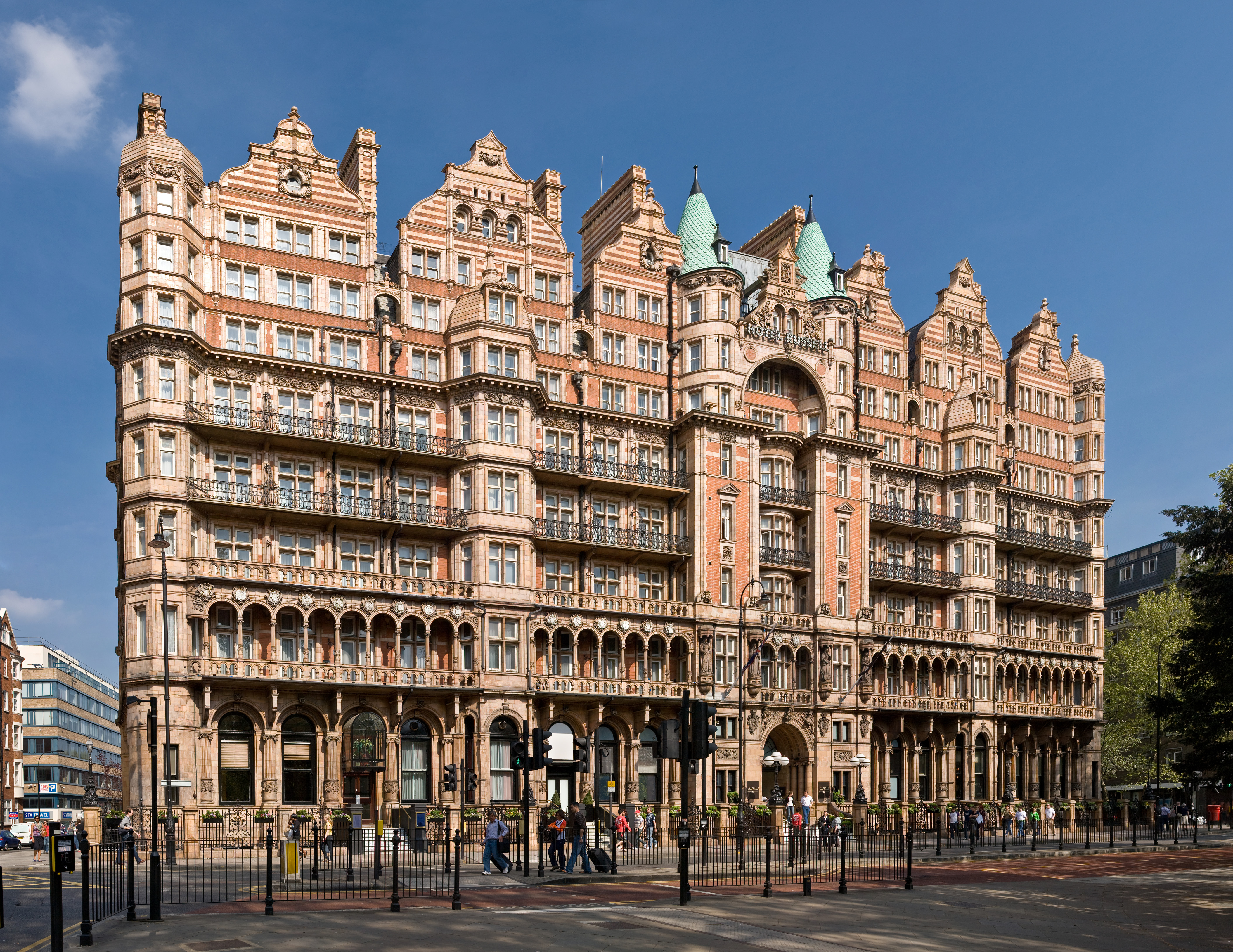 Hotel Russell On Russell